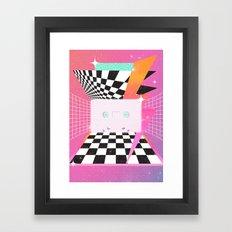 Cassette (feat. Marta Macedo) Framed Art Print