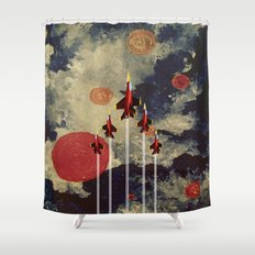 FIVE MAN ARMY Shower Curtain