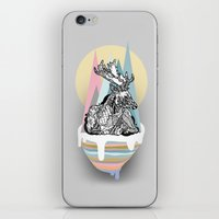 Dreaming Deer iPhone & iPod Skin