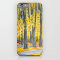 Golden park iPhone 6 Slim Case