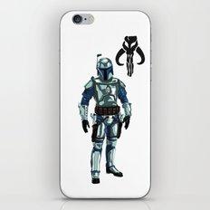 Jango Fett iPhone & iPod Skin