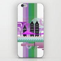 Istanbul Aka Constantino… iPhone & iPod Skin