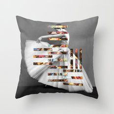 Extremities Throw Pillow