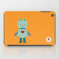 Robot iPad Case