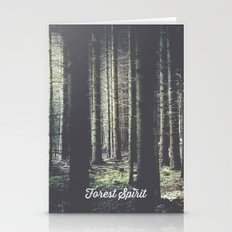 Forest Feelings Stationery Cards