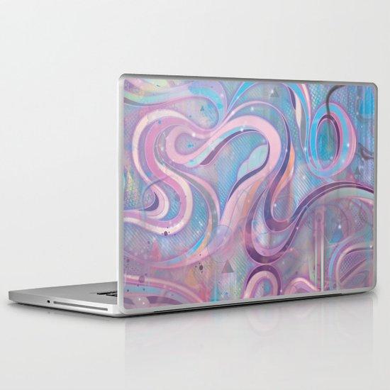 Cascade Laptop & iPad Skin