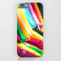 iPhone & iPod Case featuring Kites by -en-light-art-