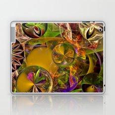 Of Diatoms and Parallel Universes Laptop & iPad Skin