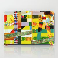 Carina (stripes 2) iPad Case