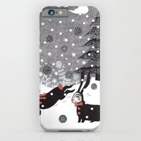 Snow Carnival iPhone 6 Slim Case
