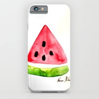 iPhone & iPod Case featuring Watermelon by Vanessa Datorre