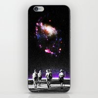 Explore The Unknown iPhone & iPod Skin