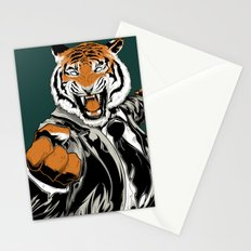 Belligerent Bengal Stationery Cards