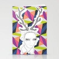 Antler. Stationery Cards