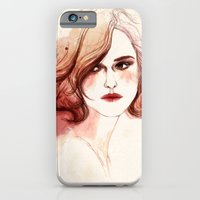 iPhone & iPod Case featuring Keira by Sarah Bochaton