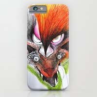 iPhone & iPod Case featuring Trickster Smile by Isaac Isaac