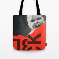 let it out Tote Bag