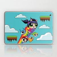 The Power Nyan Girl Laptop & iPad Skin