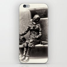 All the lonely people iPhone & iPod Skin