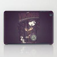 Vikings iPad Case