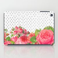 FAVORITE FLORAL iPad Case