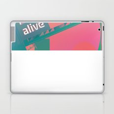 Feel More Alive Laptop & iPad Skin