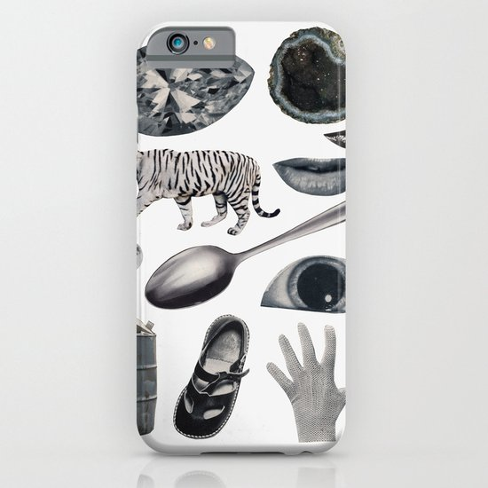 GREY iPhone & iPod Case