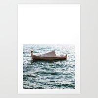 Solitudo Art Print