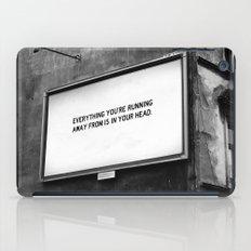 BILLBOARD FANTASIES #2 iPad Case