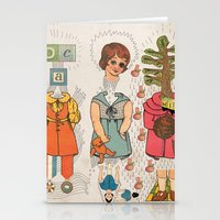 Silly Girls Stationery Cards