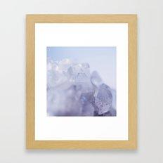 quartz Framed Art Print