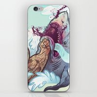 The Vaccines (band Poste… iPhone & iPod Skin