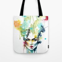 Escape From Reality Tote Bag