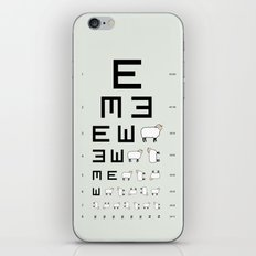 The EWE Chart iPhone & iPod Skin