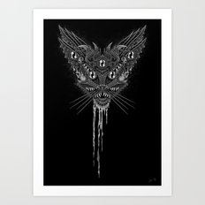 Feeding Time Art Print