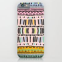 iPhone & iPod Case featuring NAVAJO MOTIF  by Vasare Nar