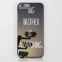Big Brother iPhone 6 Slim Case