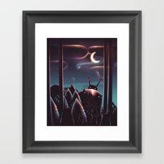 Court Framed Art Print