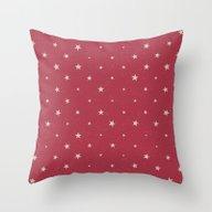 STELLA / Mars Throw Pillow