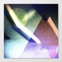 MOONLIGHT_COLOR Canvas Print