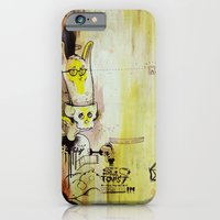 Deathy By Fresh Toast iPhone 6 Slim Case