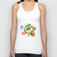 CARE - Love Our Earth Unisex Tank Top