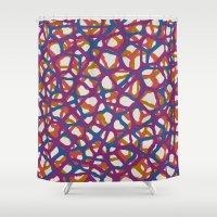 staklen Shower Curtain