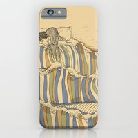 water iPhone & iPod Cases featuring Ocean of love by Huebucket