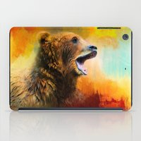 Colorful Expressions Gri… iPad Case