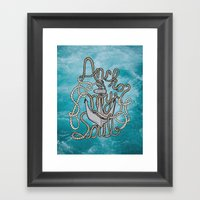 Anchor My Soul (2nd Edition) Framed Art Print