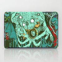 Sanctuary (Pt. 2) iPad Case