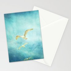 brighton seagulls Stationery Cards