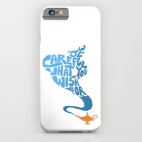 iPhone & iPod Case featuring Be Careful What You Wish For. by DeMoose_Art