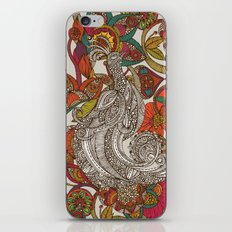 Paradise Bird iPhone & iPod Skin